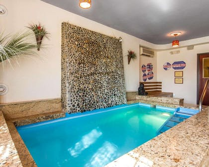 Indoor hot tub   Villa Montes Hotel, an Ascend Hotel Collection Member