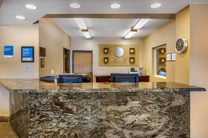 Front desk | Comfort Inn & Suites Murrieta Temecula Wine Country