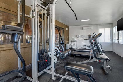 Fitness center | Comfort Inn & Suites Murrieta Temecula Wine Country