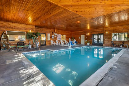 Indoor pool with hot tub | Comfort Inn & Suites Murrieta Temecula Wine Country