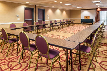 Large space perfect for corporate functions or training   Comfort Suites Ontario Convention Center