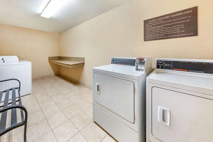Guest laundry facilities | Comfort Inn And Suites Colton