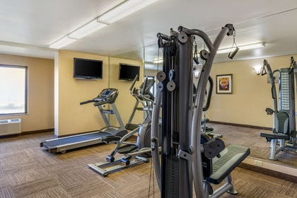 Exercise room | Comfort Inn And Suites Colton