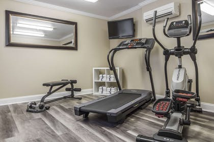 Fitness center | Inn Off Capitol Park, an Ascend Hotel Collection Member