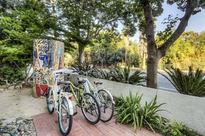 Guest Bicycles Available | Aggie Inn, an Ascend Hotel Collection Member