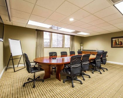 Meeting room | Hotel Med Park, an Ascend Hotel Collection Member