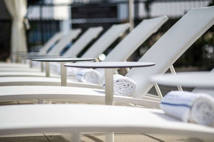 Relax by the pool | Cambria Hotel LAX