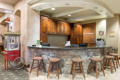 Spacious lobby | Bluegreen Vacations Big Bear Village, Ascend Resort Collection