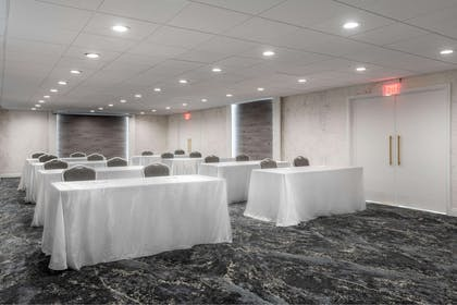 Large space for receptions, parties, anniversaries, and business   The Volare, an Ascend Hotel Collection Member