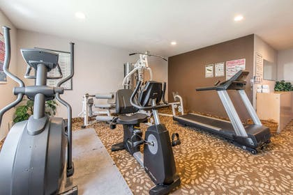 Fitness center | Quality Inn