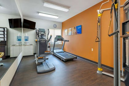 Fitness center | Comfort Suites Highlands Ranch Denver Tech Center Area