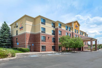 Hotel exterior | Comfort Suites Highlands Ranch Denver Tech Center Area