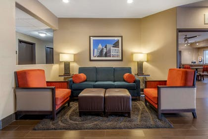 Lobby with sitting area | Comfort Suites Highlands Ranch Denver Tech Center Area