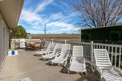 Barbecue area | Comfort Inn Fort Collins North