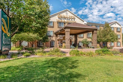 Hotel exterior | Quality Inn & Suites University Fort Collins
