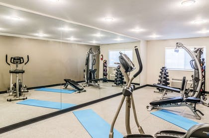 Fitness center | Quality Inn & Suites Westminster - Broomfield