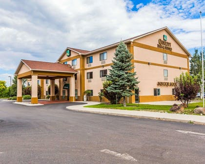 Hotel exterior | Quality Inn And Suites