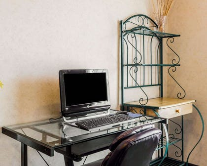 Business center with high-speed Internet access | Quality Inn And Suites
