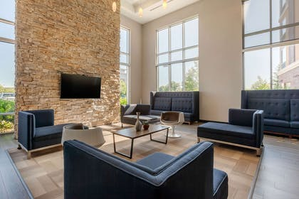 Hotel lobby | Cambria Hotel Fort Collins
