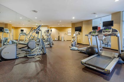Exercise room | Cambria Hotel Fort Collins