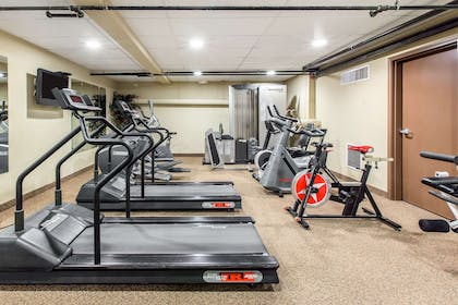 Fitness center | Glenwood Suites, an Ascend Hotel Collection Member