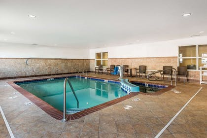 Relax by the pool | Comfort Suites Longmont