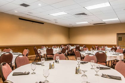 Large space for receptions, parties, anniversaries, and business | Quality Inn & Suites