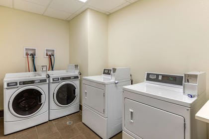 Guest laundry facilities   MainStay Suites Near Denver Downtown