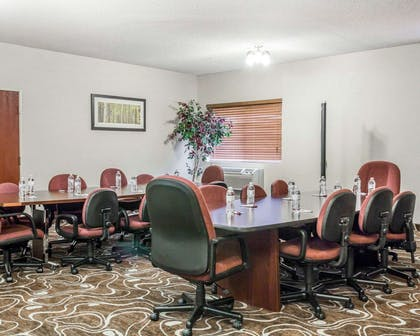 Meeting room | Quality Inn & Suites Denver North - Westminster