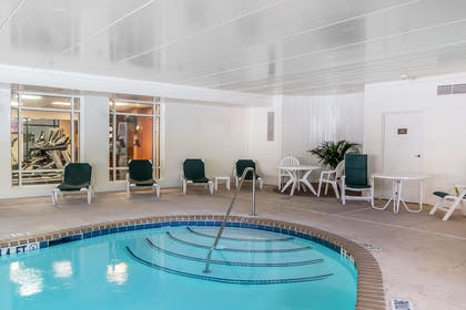 Relax by the pool | Comfort Suites Near Casinos