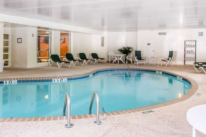 Indoor pool | Comfort Suites Near Casinos