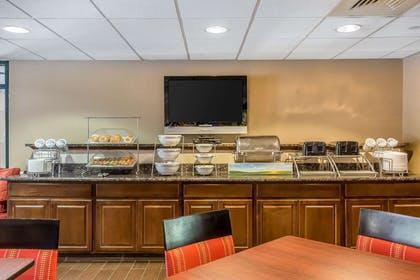 Assorted breakfast items | Comfort Suites Near Casinos