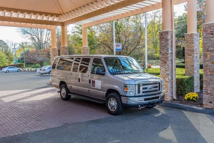 Hotel shuttle available | Comfort Suites Near Casinos