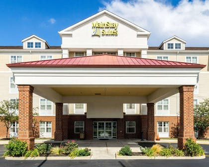 Hotel exterior | MainStay Suites Dover