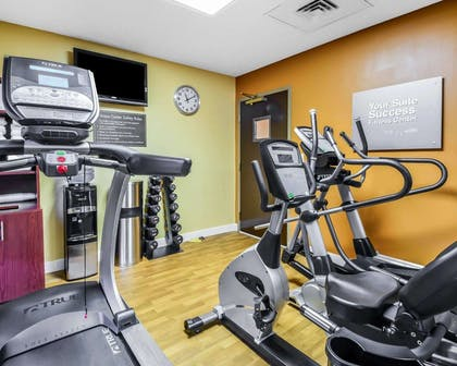 Fitness center | Comfort Suites Tampa - Brandon