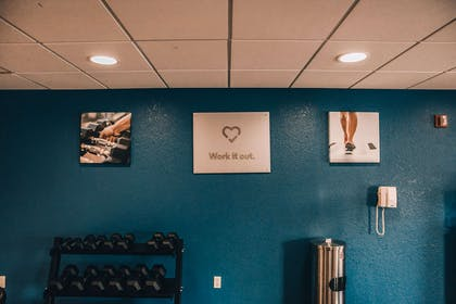 Fitness center | Comfort Suites UCF/Research Park