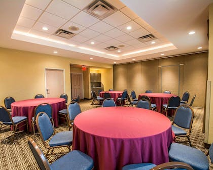 Conference room | Comfort Suites Miami - Kendall