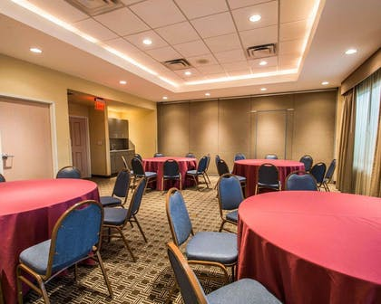 Conference facilities | Comfort Suites Miami - Kendall