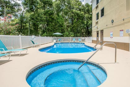 Relax on the sundeck | Comfort Inn & Suites DeLand - near University