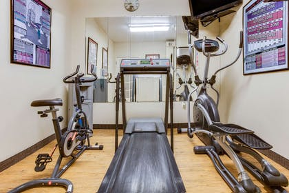 Fitness center | Mainstay Suites at PGA Village
