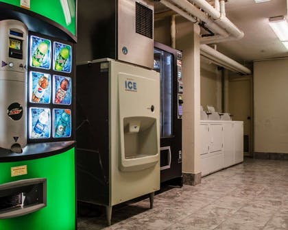 Vending and guest laundry | Quality Inn At Eglin AFB