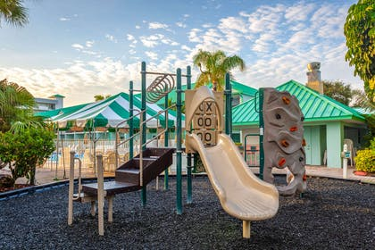 Hotel playground | Quality Inn & Suites Port Canaveral Area