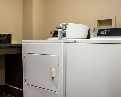 Guest laundry facilities | Comfort Suites Clearwater - Dunedin