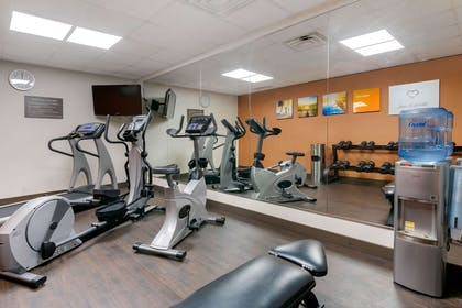 Fitness center | Comfort Suites Fernandina Beach at Amelia Island