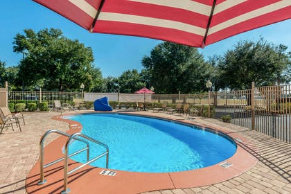 Relax by the pool | Sleep Inn and Suites - Ocala / Belleview