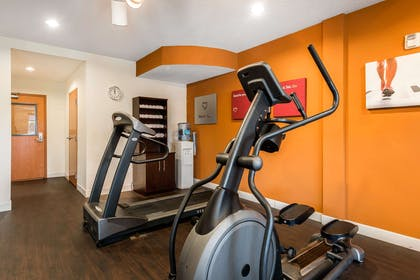 Fitness center | Comfort Suites Tampa Airport North
