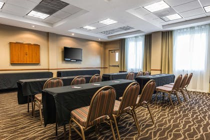 Meeting room | Comfort Suites Tampa Airport North