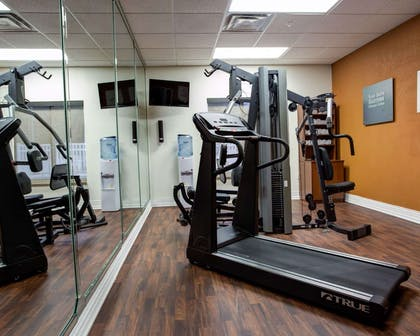 Exercise room | Comfort Suites Ocala North