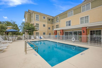 Outdoor pool   MainStay Suites
