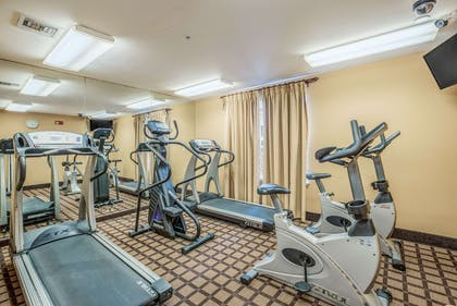 Fitness center   MainStay Suites